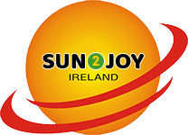 Sunjoy – infrared heating panels | bathroom dryers | boilers Sticky Logo